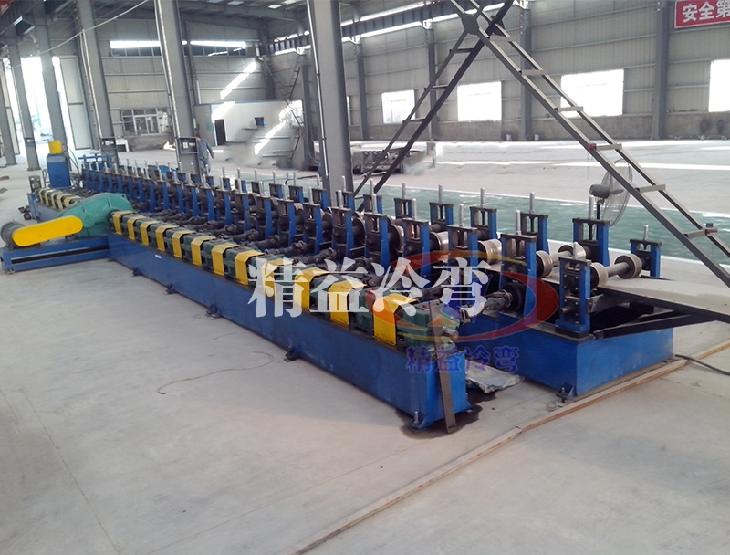 C型钢生产设备