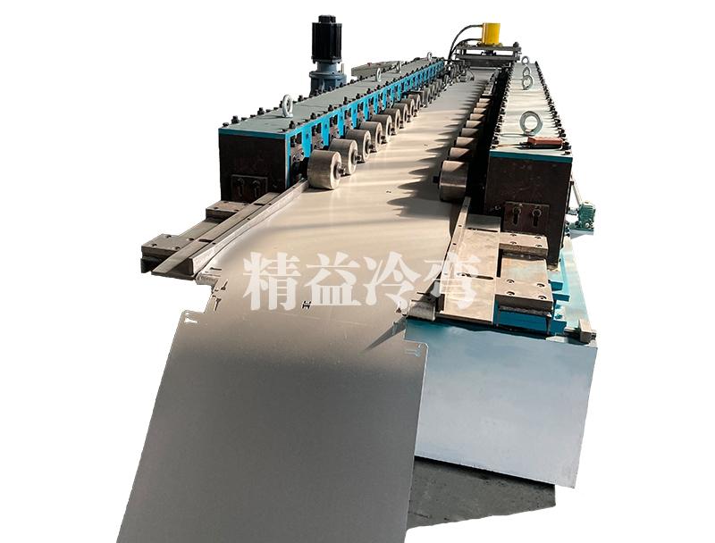 货架层板成型生产线