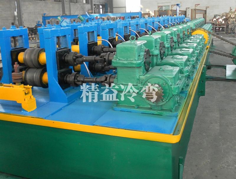 温室大棚天沟型材生产设备