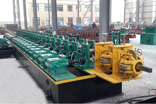抗震支架成型生产线